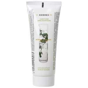 Korres Haircare Aloe and Dittany Conditioner for Normal Hair 200ml