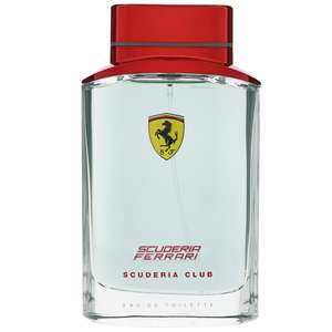 Ferrari Scuderia Ferrari Club  Eau de Toilette Spray 125ml