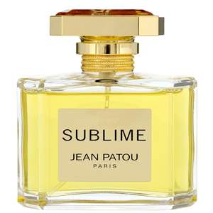 Jean Patou Sublime Eau de Toilette 75ml