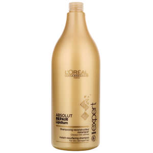 L'Oréal Professionnel Série Expert Absolut Repair Lipidium Shampoo Salon Size 1500ml