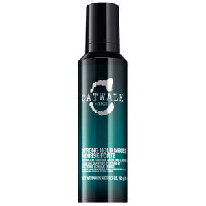 TIGI Catwalk Styling Strong Hold Mousse 200ml