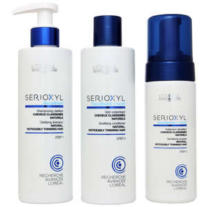 ... Serioxyl Fu... L'oreal Hair Products For Thinning Hair