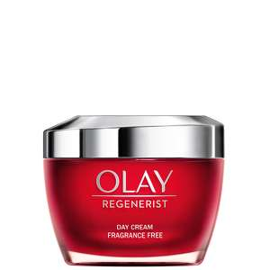 Olay Regenerist 3 Point Treatment Cream Fragrance Free 50ml