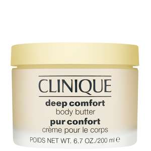 Clinique Hand & Body Care Deep Comfort Body Butter 200ml