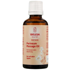 Weleda Body Perineum Massage Oil 50ml