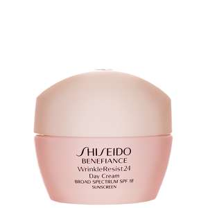 Shiseido Benefiance WrinkleResist24 Day Cream SPF18 50ml