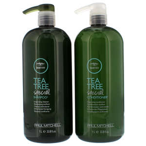 Paul Mitchell Tea Tree Special Shampoo 1000ml & Conditioner 1000ml