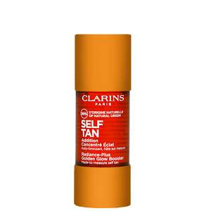 Clarins Self Tanning Radiance-Plus Golden Glow Booster For Face 15ml