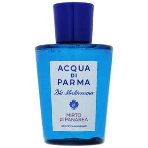 Acqua Di Parma Blu Mediterraneo - Mirto Di Panarea Mirto Shower Gel 200ml