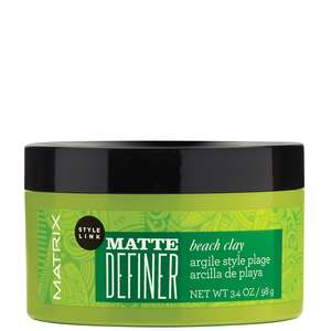 Matrix Style Link Matt Definer Beach Clay 100ml