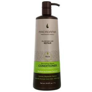 Macadamia Professional Care & Treatment Nourishing Moisture Conditioner for Medium to Coarse Hair 1000ml