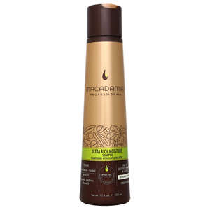 Macadamia Professional Care & Treatment Ultra Rich Moisture Shampoo for Very Coarse or Coiled Hair 300ml