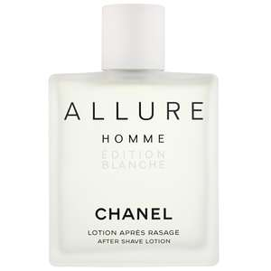 Chanel Allure Homme Edition Blanche Aftershave Lotion 100ml