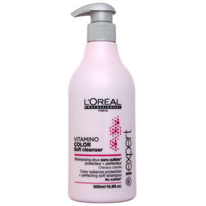 loral professionnel srie expert vitamino color a ox soft cleanser colour radiance perfecting - L Oreal Vitamino Color