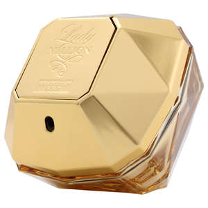 Paco Rabanne Lady Million Absolutely Gold Pure Perfume Spray 80ml
