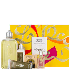 L'Occitane Gifts Invigorating Verbena Gift Set