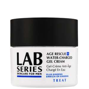 Lab Series Treat Age Rescue Water-Charged Gel Cream For All SkinTypes 50ml