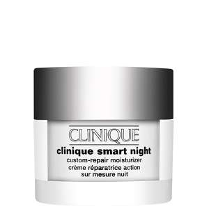 Clinique Moisturisers Smart Night Custom Repair Combination/Oily Skin 50ml