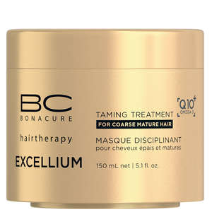 Schwarzkopf BC Bonacure Excellium Q10+ Taming Treatment 150ml