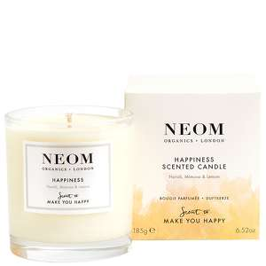 Neom Organics Scent To Make You Happy Scented Candle (1 Wicks): Happiness 185g