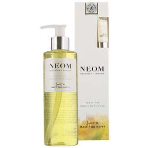 Neom Organics Scent To Make You Happy Body & Hand Wash: Great Day 250ml