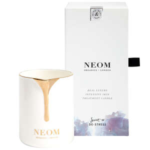 Neom Organics Scent To De-Stress Real Luxury Intensive Skin Treatment Candle 140g