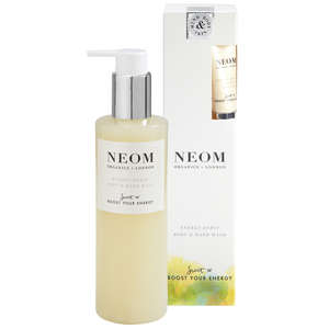 Neom Organics London Scent To Boost Your Energy Burst Of Energy Body & Hand Wash 250ml