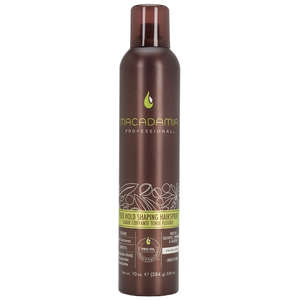 Macadamia Professional Professional Flex Hold Shaping Hairspray for All Hair Types 328ml