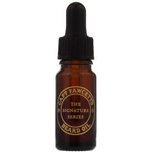 Captain Fawcett Grooming Ricki Hall's Booze & Baccy Beard Oil 10ml