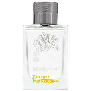 Label M Men Cologne Hair and Body 75ml