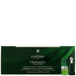 Rene Furterer Triphasic VHT Regenerating Treatment for Hair Loss 16 x 5.5ml