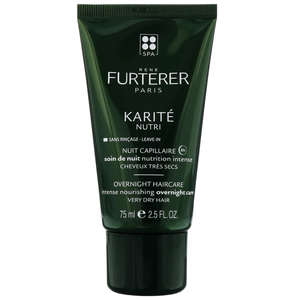 Rene Furterer Karité Intense Overnight Nourishing Treatment For Very Dry And Damaged Hair 100ml
