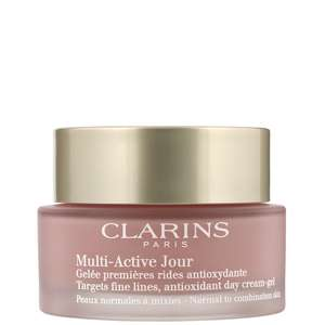 Clarins Multi-Active Antioxidant Day Cream Gel Normal to Combination Skin 50ml