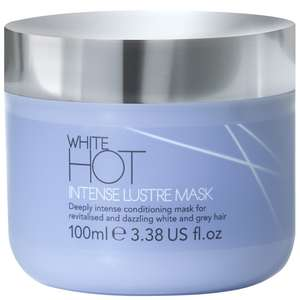 White Hot Hair Conditioner Intense Lustre Mask 100ml