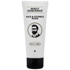 Percy Nobleman Beard Face & Stubble Wash 75ml