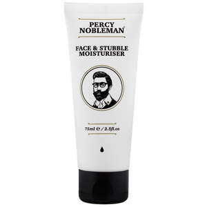 Percy Nobleman Beard Face & Stubble Moisturiser 75ml