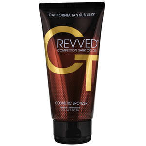 California Tan Sunless Revved Cosmetic Bronzer 177ml