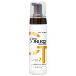California Tan Sunless Instant Sunless Mousse 177ml
