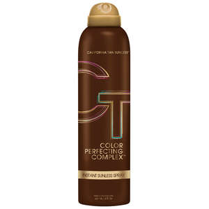 California Tan Sunless Color Perfecting Complex Instant Sunless Spray 177ml
