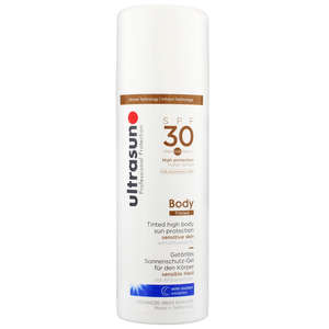 Ultrasun Sun Protection  Tinted Body SPF30 150ml