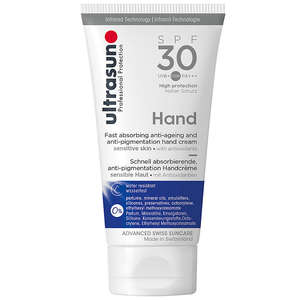 Ultrasun Sun Protection  Anti-Pigmentation Hand SPF30 75ml