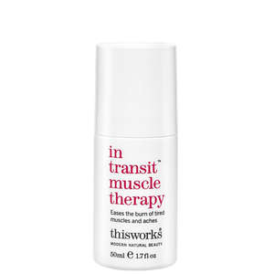 thisworks Bath & Body In Transit Muscle Therapy 50ml
