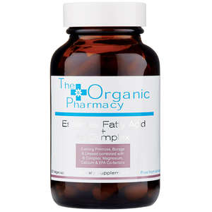 The Organic Pharmacy Supplements EFAs + B Complex 60 Capsules