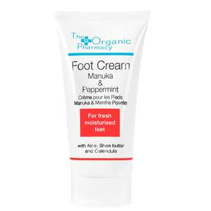 The Organic Pharmacy Body Manuka & Peppermint Foot Cream 50ml