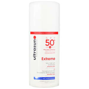 Ultrasun Sun Protection  Extreme Sun Lotion For Ultra Sensitive Skin All Day Protection SPF50+ 100ml