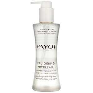 Payot Paris Sensi Expert Eau Dermo-Micellaire: Cleansing Micellar Water With Soft Cleansing Agents 200ml
