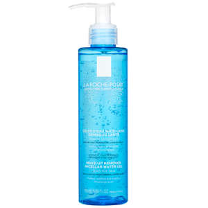 La Roche-Posay Cleansing Make-Up Remover Micellar Water Gel 195ml