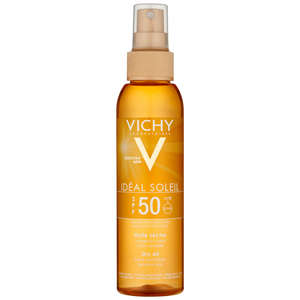 VICHY Laboratories Idéal Soleil Dry Oil Spray SPF50+ 125ml