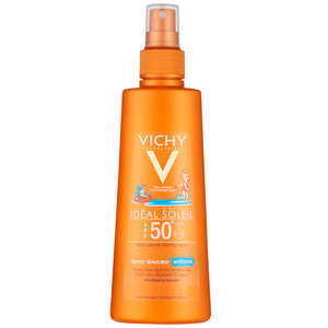 VICHY Laboratories Idéal Soleil Children's Face & Body Lotion Spray SPF50+ 200ml