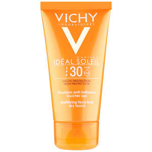 VICHY Laboratories Idéal Soleil Mattifying Face Fluid Dry Touch SPF30 50ml
